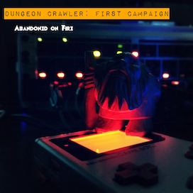 Abandoned on Fire - Dungeon Crawler: First Campaign album art